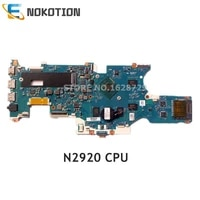 nokotion for sony svf11n1 vf11n15scp v310 laptop motherboard n2920 cpu 1p 013bj00 8011 a2034650a mainboard