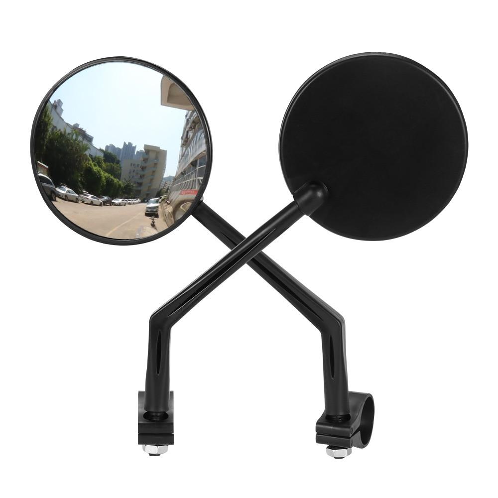2020 para xiaomi scooter elétrico bicicleta espelho retrovisor espelhos retrovisores de vidro scooter espelho retrovisor acessórios ciclismo