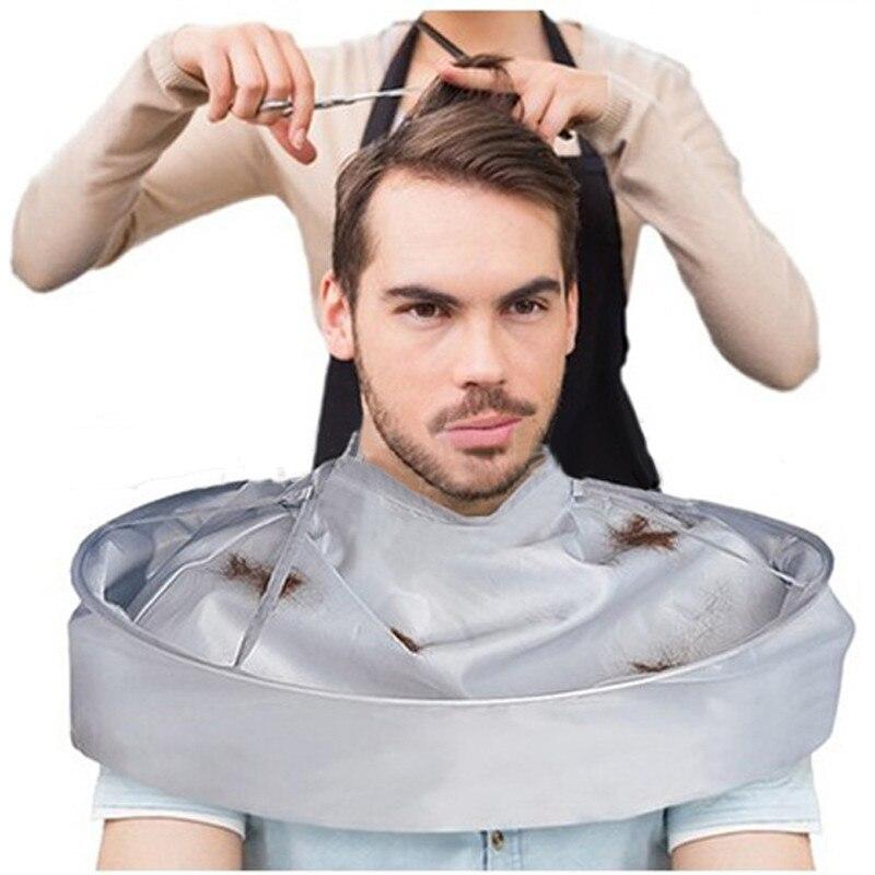 Creative Apron DIY Haircut Cloak Salon Hairdresser And Home Stylist Using Haircut Cloak Clothes Haircut Tool Apron #YL10