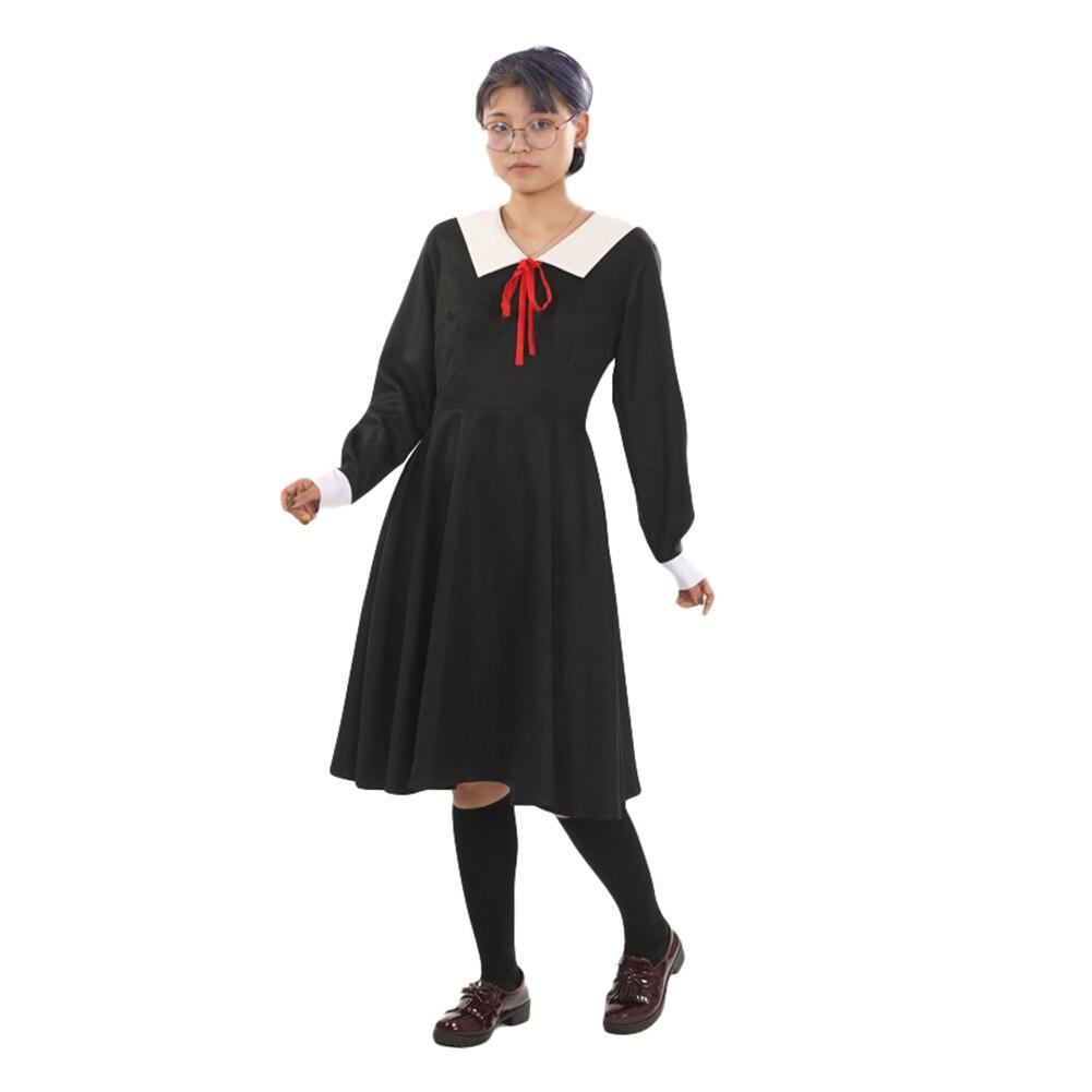 Brdwn Kaguya-sama el amor es la guerra para Fujiwara Chika Shinomiya. Kaguya Iino Miko Cosplay traje vestido de uniforme escolar