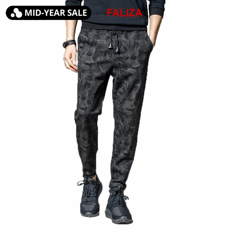Caliza nova primavera dos homens joggers calças camo joggers calças dos homens camuflagem jogger calças de pista dos homens streetwear moletom pa13