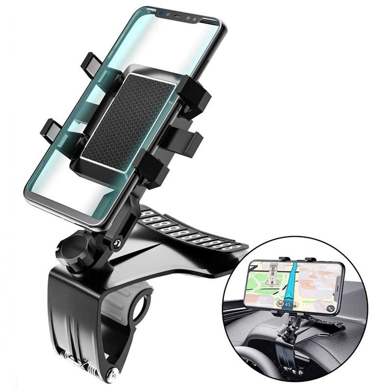 Tongdaytech-Soporte de teléfono Para salpicadero de coche, Hub Para Iphone 12 11...