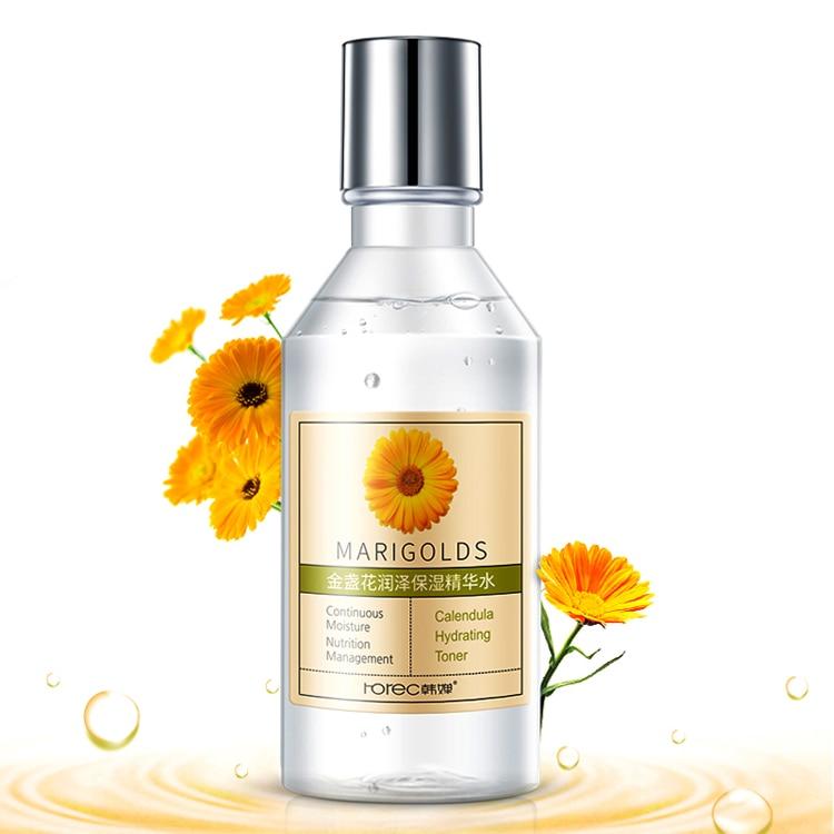 wholesale face care product Calendula moisturizing essence water skin toner