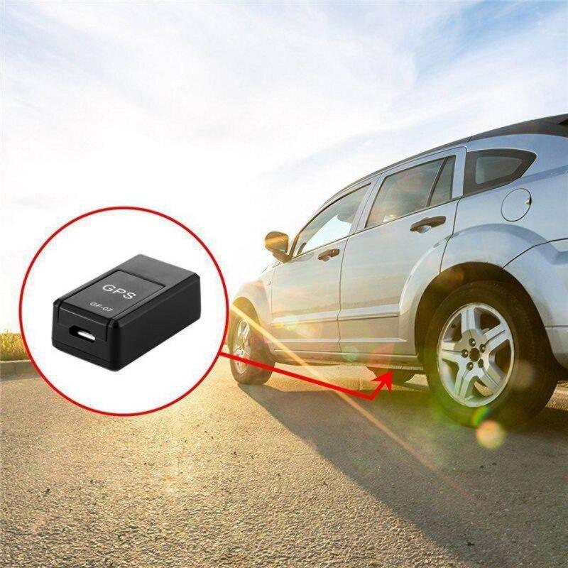 Gps tracker mini portátil magnético gprs localizador anti-perdido gravação global dispositivo de rastreamento para veículo/carro/pessoa novo