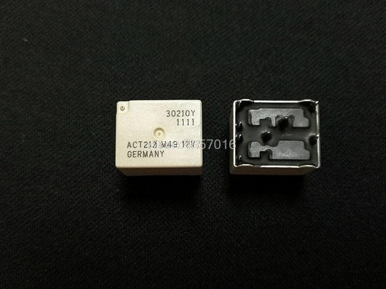 10 unids/lote relé de ACT212 M49 12V 12V