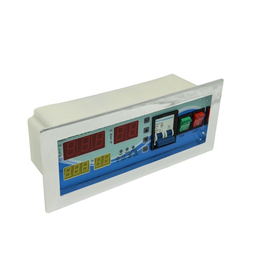 Controlador automático de incubadora de huevos Xm-18D, termostato de temperatura, humedad, Sensor de incubadora, sonda, sistema de Control de incubadora