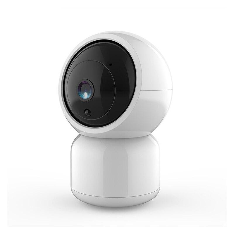 Tuya-شاشة ذكية لاسلكية مزودة بشبكة WiFi وكاميرا عالية الدقة وتحكم صوتي مع Alexa و Google