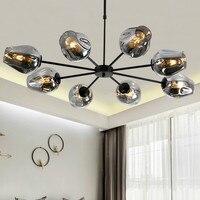 Nordic Minimalism Pendant Chandelier E27 Led Chandelier Lighting Luminarias Lighting For Dining Room Hanging Lamp For Bedroom
