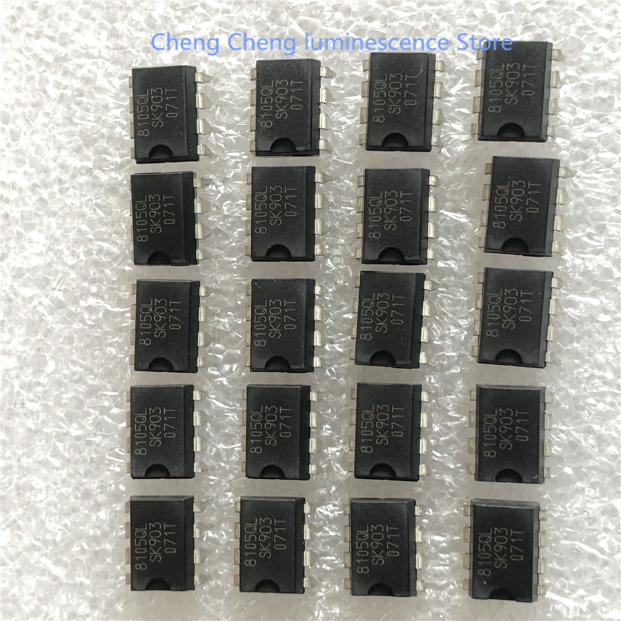 35 unids/lote 8105QL 8105Q DIP la apariencia de los productos entregados es igual que las imágenes, con buena calidad de 100% nuevo