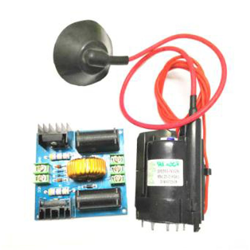 ZVS Driver Board Boost High Voltage Generator Driver Board Induction Heating Module System 200W 10A