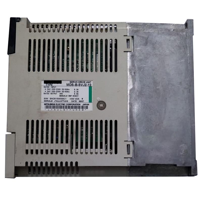 تستخدم اختبار العامل محرك سيرفو وحدة MDS-B-SVJ2-10 بقعة