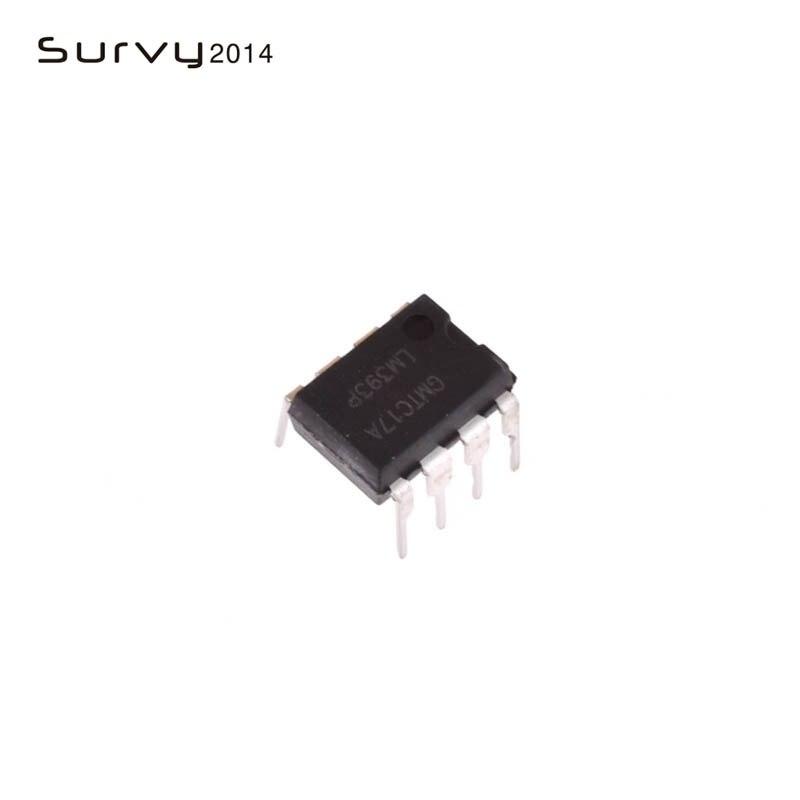 50 PCS LM 393 LM393P DIP8 LM393 8 LM393N DIP 393 IC DIP-CHIP 8