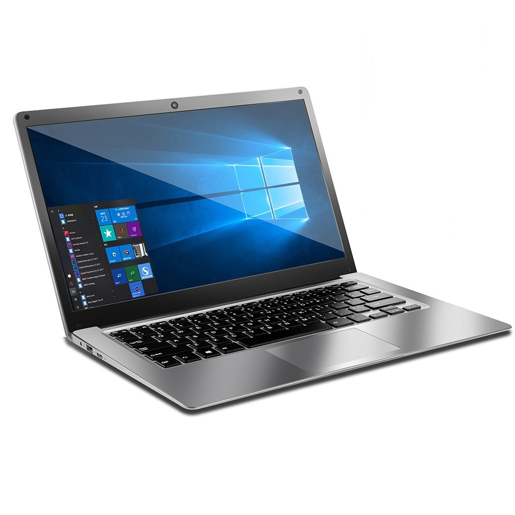 Laptop 13.3inch Intel J3455 1080P FHD Windows 10 Quad Core 2.4 GHz 6GB RAM 128/256/512GB 1TB SSD 1920*1080 Notebook PC 2.4G +5G