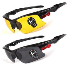 Driver Goggles Glasses Cycling Ski Eyeglasses PC Outdoor Sports Sunglasses Day and Night for Men and