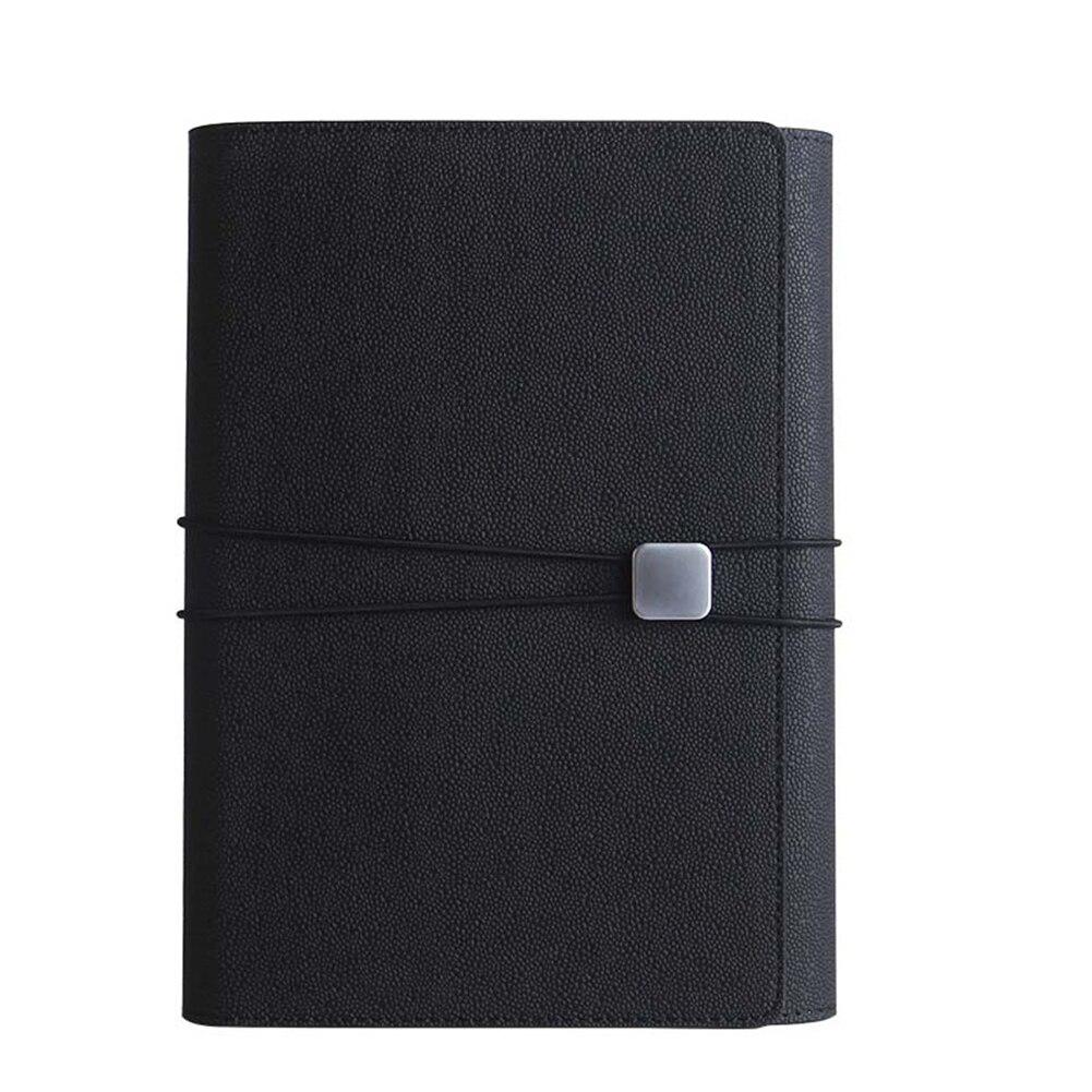 Diario A5 planificador de oficina Notebook 90 hojas escuela suministros de papelería de oficina cuadernos 2020 Agenda planificador diario organizador
