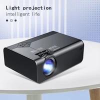 Mini projecteur A13 pour Android  resolution 4096x2160  avec WIFI  sans fil  3D  Bluetooth  haut-parleurs stereo  Home cinema