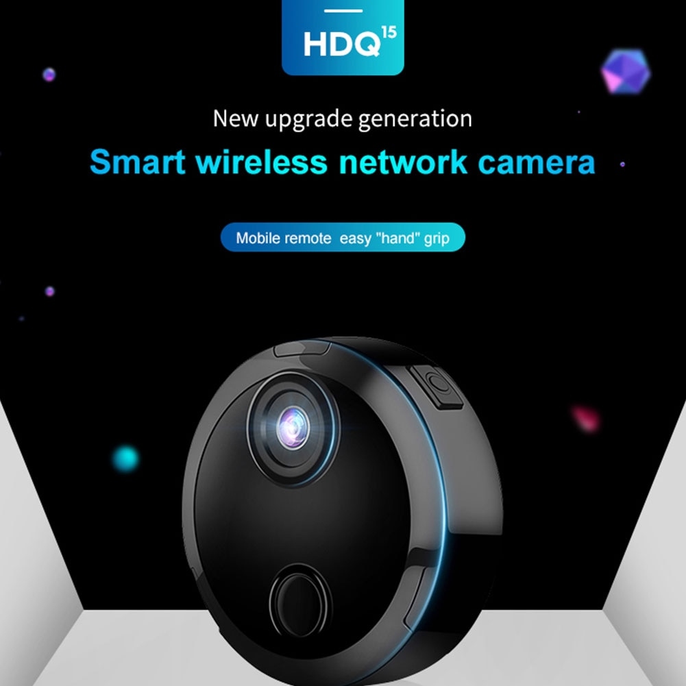 hd 1080p wifi smart camera outdoor 3mp wireless secure night vision camera baby monitor home safety surveillance camera 1080P Wireless Mini WiFi Camera Home Security Camera Surveillance IR Night Vision Motion Detection Remote Baby Monitor IP Camera