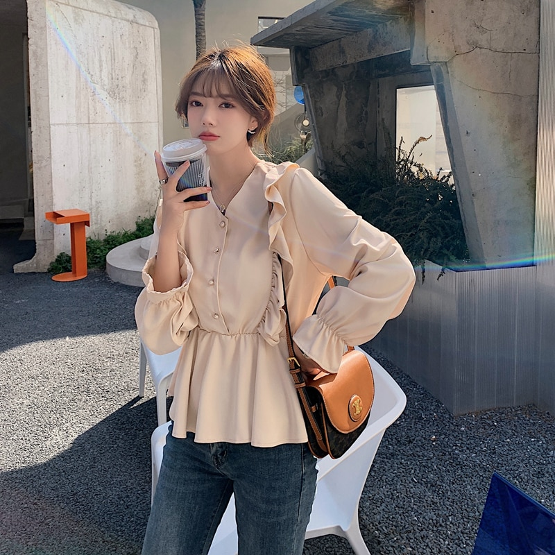 Women blouse shirts 3011#