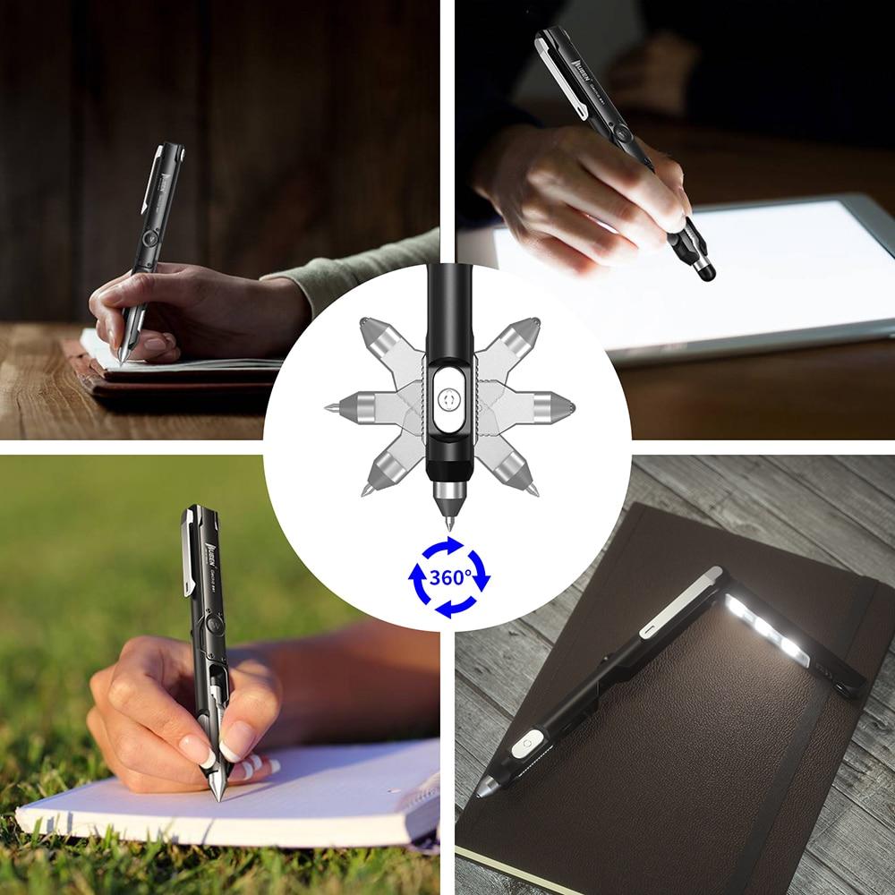 WUBEN E61 Gecko LED Pen Light  USB Rechargeable Flashlight Multi-functional Pen EDC Penlight For Writing Home Lighting enlarge