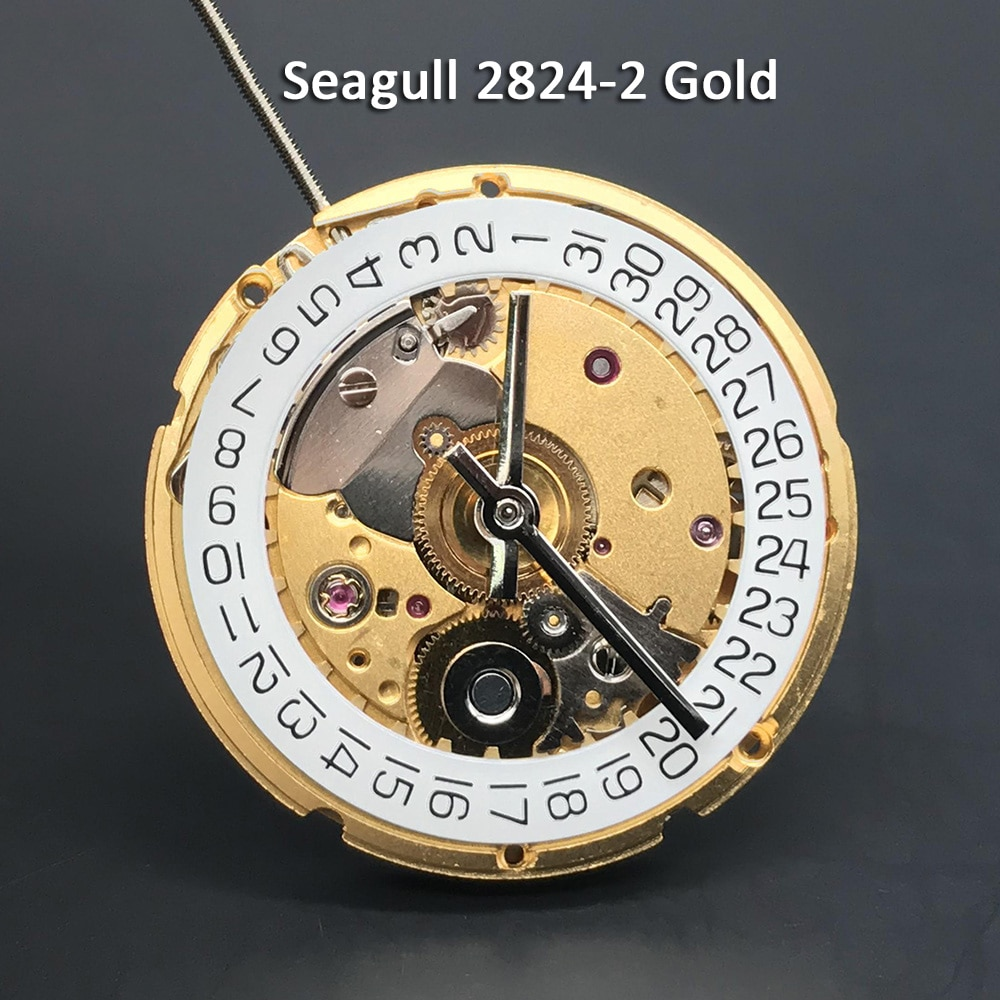 Automatic Mechanical Watch Movement Eta 2824 Clone Replacements Parts For 2824-2/PT5000/SW200 High Accuracy Movt enlarge
