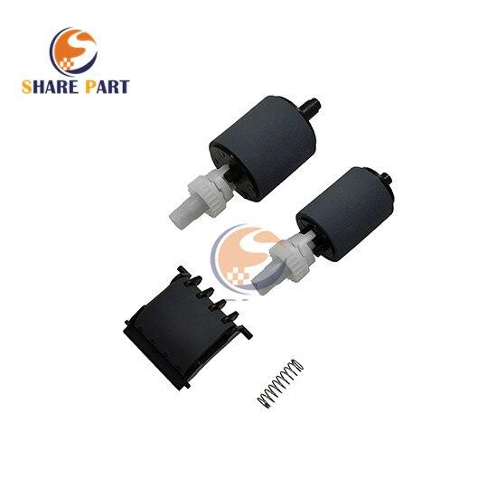 1 SET X CF288-60016 CF288-60015 CF288-60021 ADF Kit de Rolo para HP PRO400 M425dn M476 M521 M570 M576