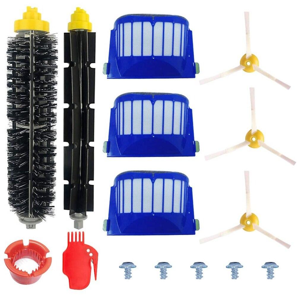 Piezas de repuesto, Kit de accesorios para Irobot Roomba serie 800 900, Robot aspirador, materiales respetuosos con el medio ambiente