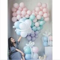 10pcs 5 inch macaron wedding birthday party baby shower decoration balloon anniversary