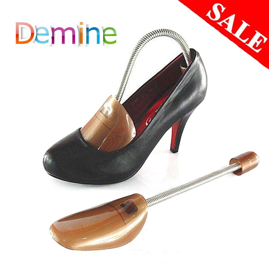 Botas con diseño de árbol de plástico para zapatos, expansor, extensor de zapatos, soporte de apoyo para hombres y mujeres, 2 uds.