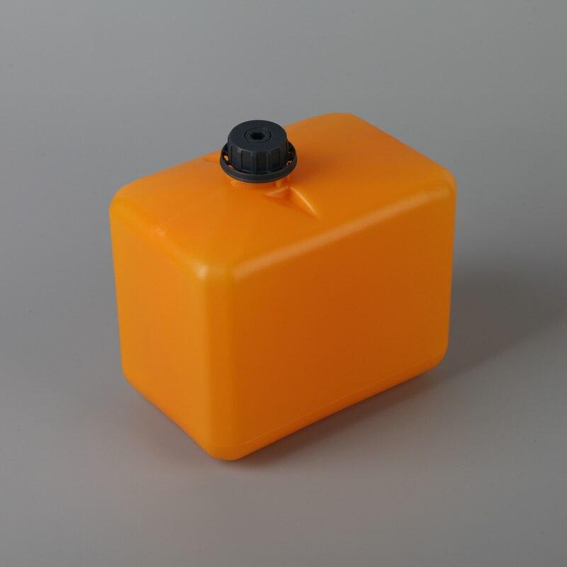 I-Tech البرتقال فارغة المذيبات يشكلون خزان 1.2L MC-2BK106 المستخدمة ل دومينو A220 A320 A420 AX150 AX350 طابعة نافثة للحبر