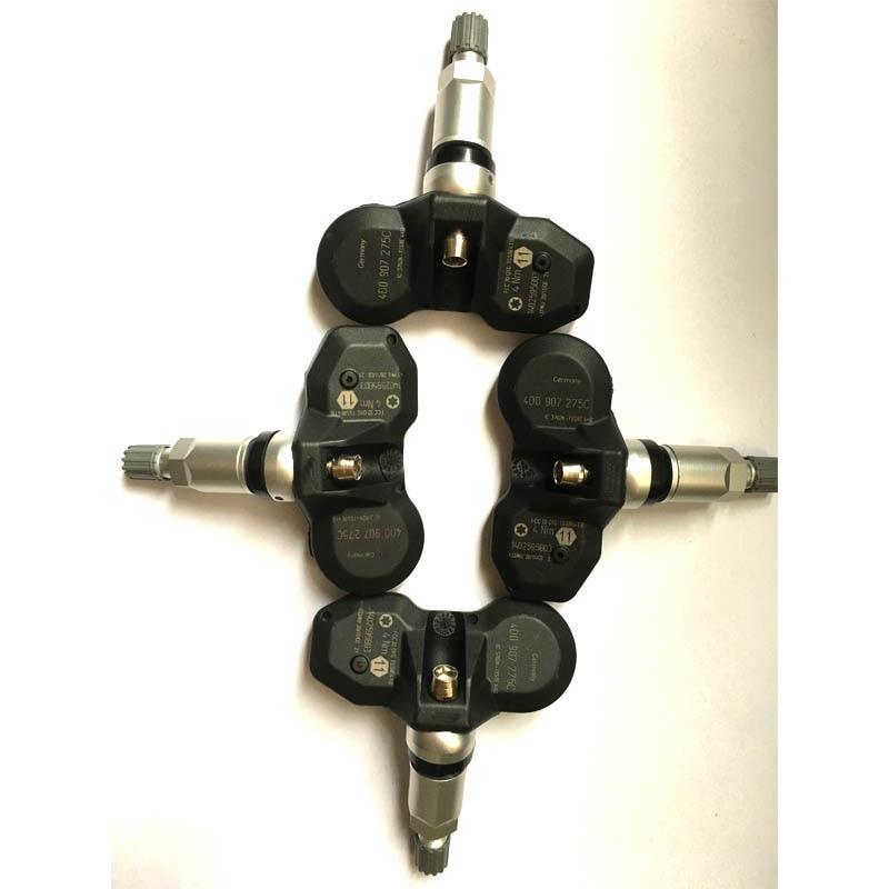 4 шт./лот для Audi-Bentley OEM 4D0907275C 4D0 907 275C шины TPMS запчасти датчик давления в шинах 433 МГц 4D0907275C