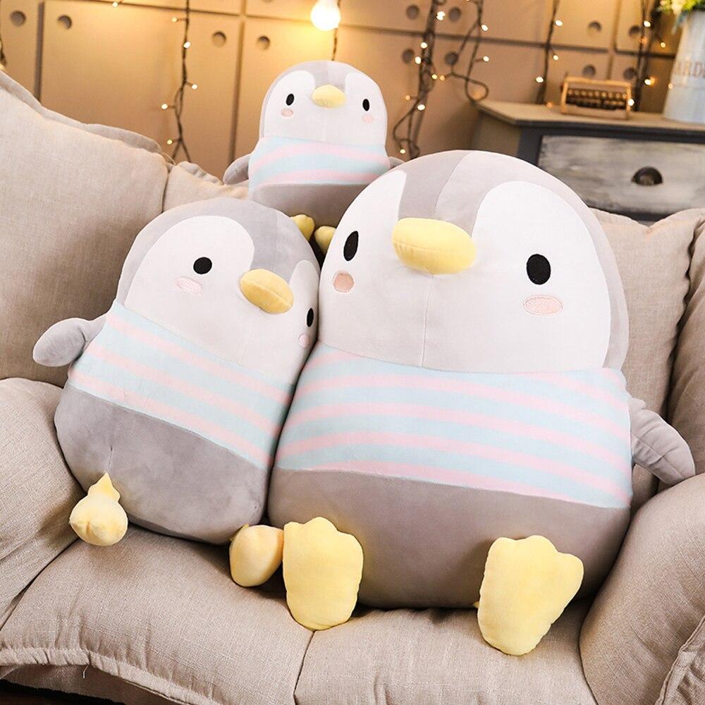 Chuppy милый Радужный Пингвин плюшевая игрушка мягкая игрушка антарктическая кукла успокаивающие Подарки прекрасный Рождественский подарок ...