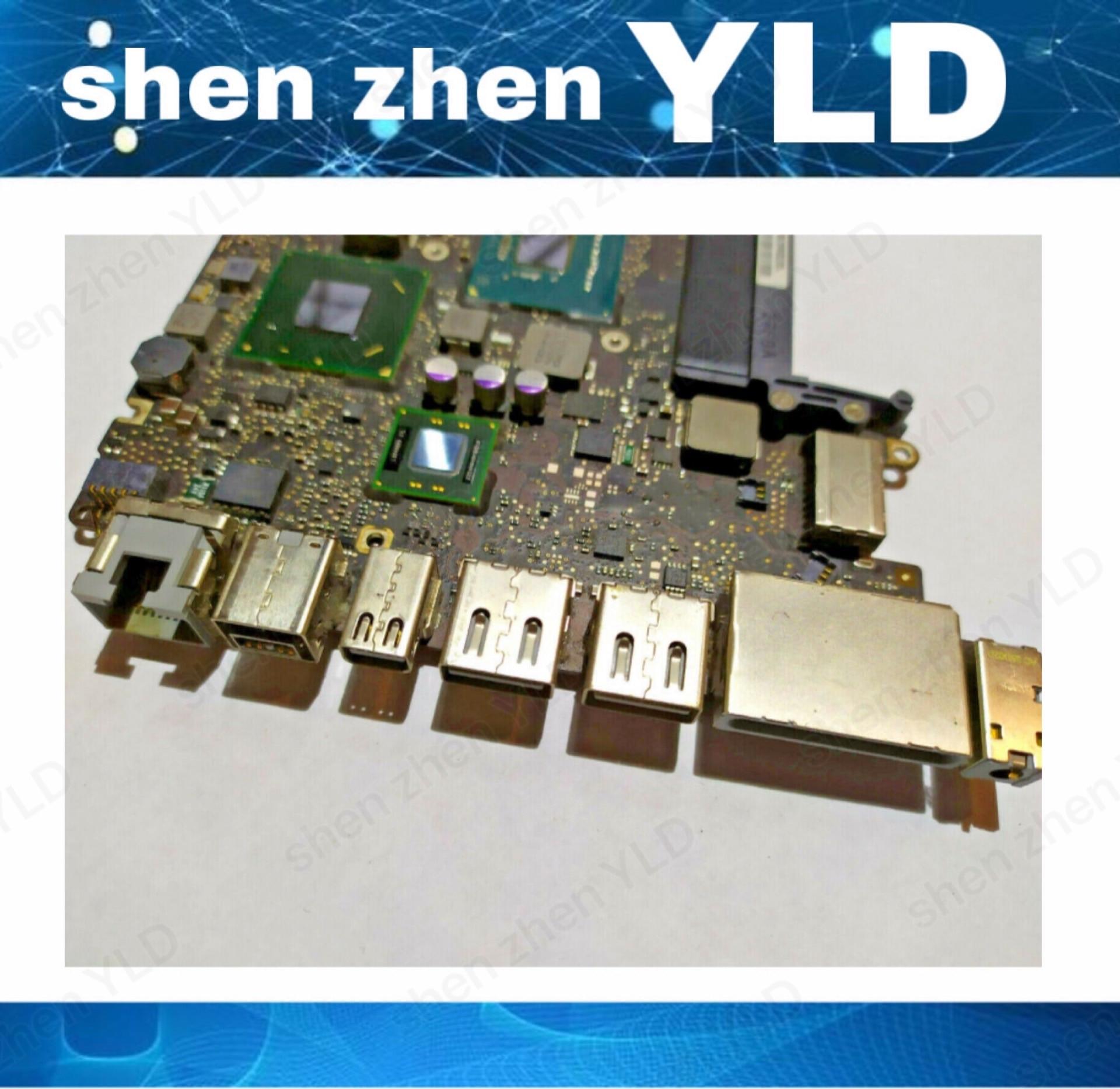 """A1278 placa base 820-3115-B 2012 MD101 MD102 probado placa base para Macbook Pro 13 """"ordenador portátil placa lógica i5 2,5 GHz i7 2,9 GHz"""