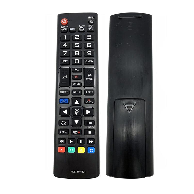 Remote control LG AKB73715601, 27MS73V-PZ, 27MT55S-PZ, 27MT75S-PZ, 32LA621V, 32LA660V, 32LN536U, 32LN570V. 100% new remote!