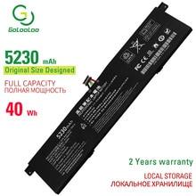 Golooloo 7.6V 5230mAh New Laptop Battery R13B01W R13B02W For Xiaomi Mi Air 13.3