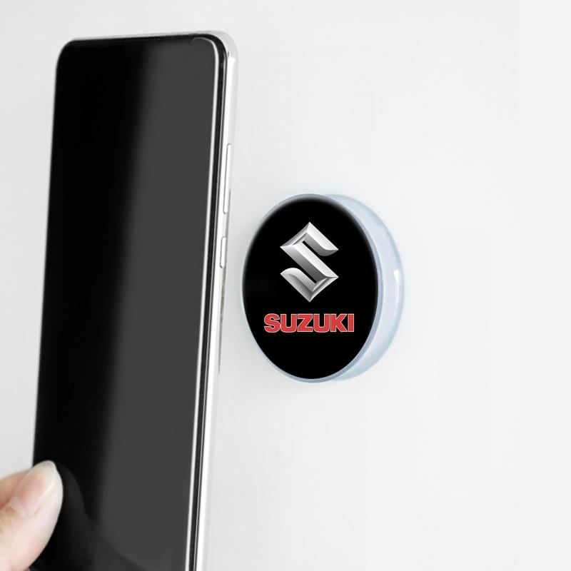 Universal titular do telefone do carro adesivo para suzuki swift vitara sx4 acessórios estilo do carro