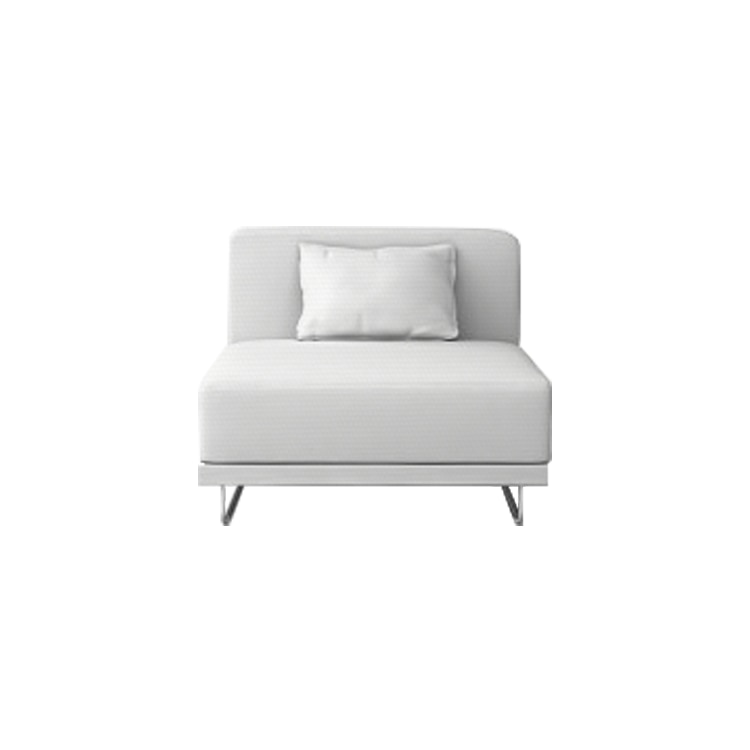 Tylosand 1 مقاعد أريكة غطاء