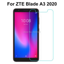 For ZTE Blade A3 2020 Tempered Glass For ZTE A3 2020 5.45