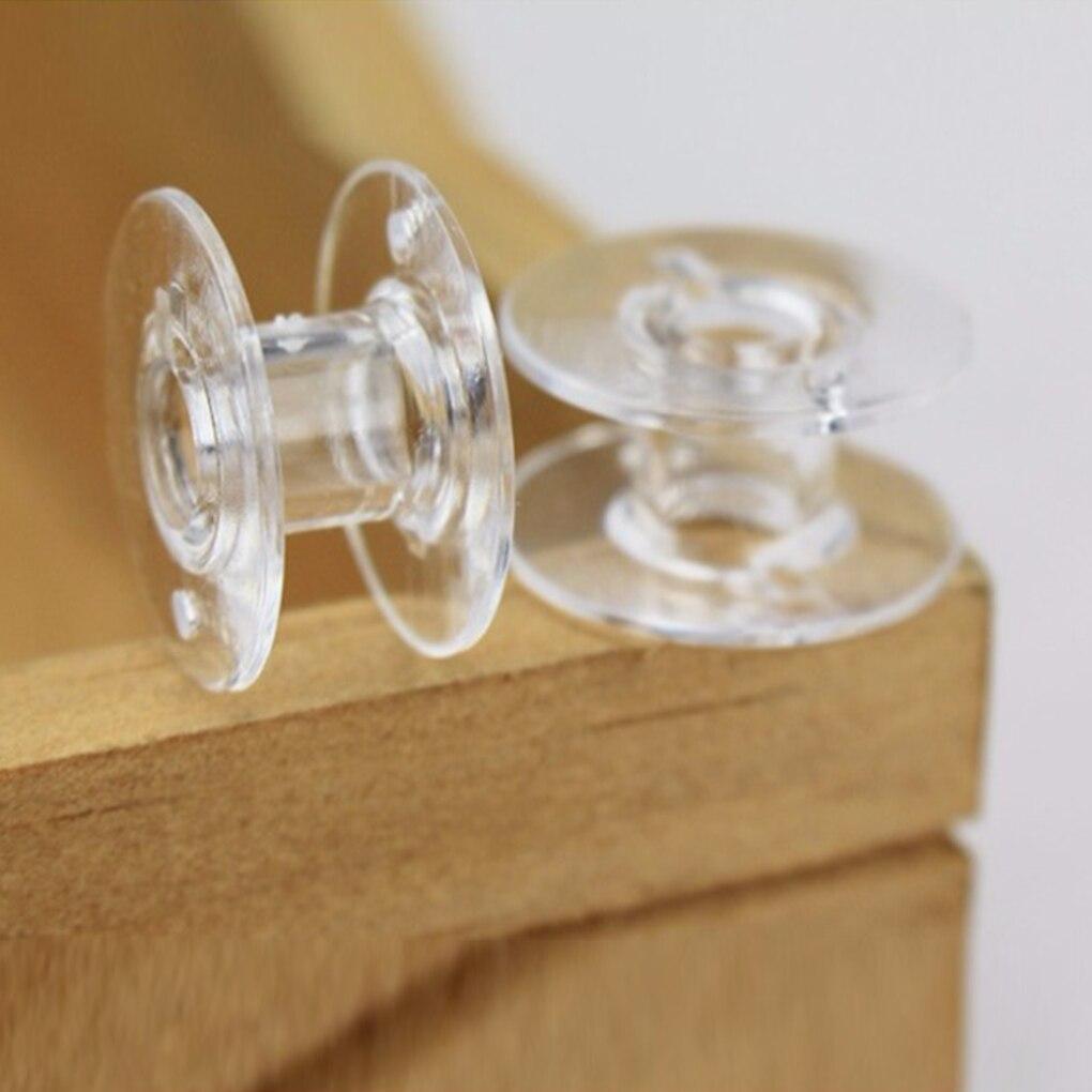 Горячая продажа 10/20/40 шт./компл. катушки для швейных машин пластиковый чехол Коробка для хранения шитья