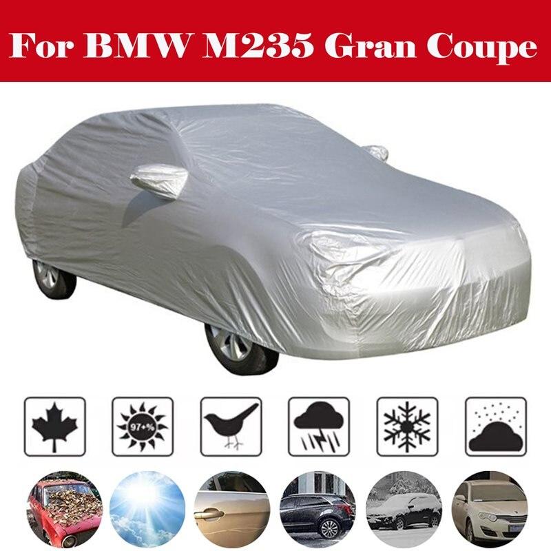 Cubiertas para coches y camiones, cubiertas para RV, impermeables, lona para acampada, lona ligera para exteriores de coches, para BMW M235, Gran Coupe