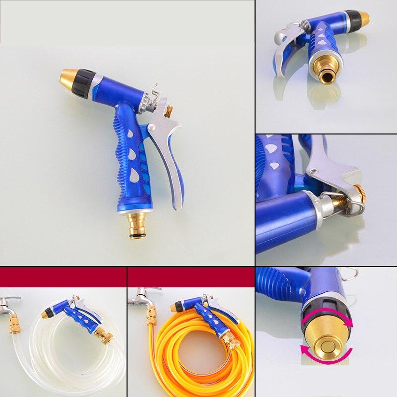 Быстроразъемный кран для автомойки водяной пистолет труба/шланг фитинги