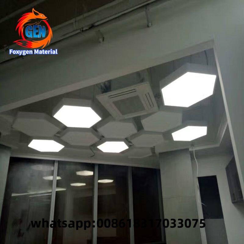 2013 diseño bonito de moda pvc estirable techo y paneles mat con 15 años de garantía de calidad de la fábrica de techo de Guangzhou
