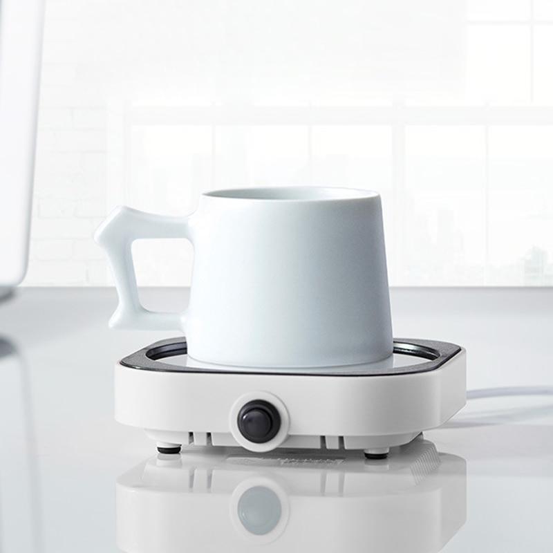 ZK30-Calentador De tazas portátil, Calentador De tazas De café, té, USB, pinza...