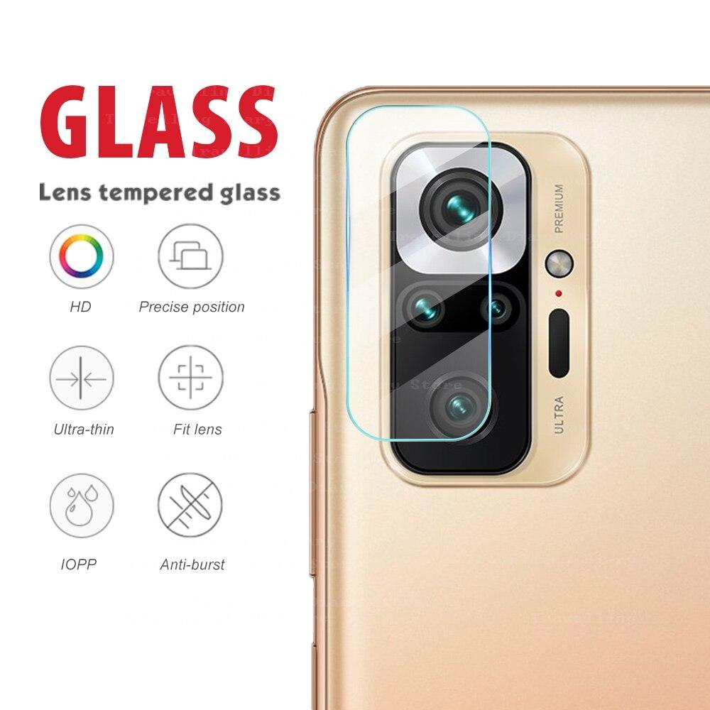 Camera Screen Protector Glas Voor Xiaomi Redmi Note 10 Pro Max 10S 10 4G 5G Lens Gehard glas Voor Redmi Note10 Pro Lens Film