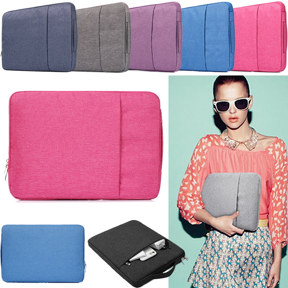 Waterproof Laptop Carry Pouch Sleeve Case Bag for 13