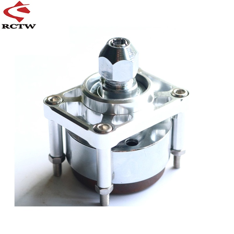 RC Gas Boot Metall Kupplung Kit Passt ZENOAH CRRC RCMK CY SIKK Benzin Marine Motor Teile