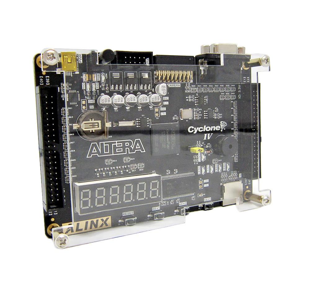 Latest Version Altera EP4CE10 EP4CE6 FPGA Development Board with 256M SDRAM 16M SPI