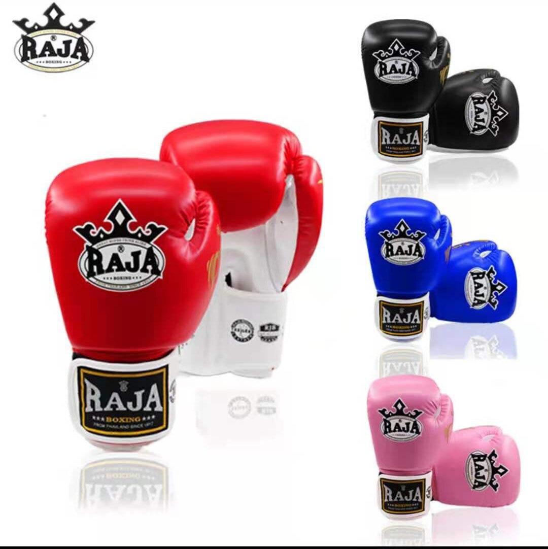 Боксерские перчатки Muay Thai, взрослые Бесплатные боевые искусства, тренировочные полиуретановые перчатки для кикбоксинга для мужчин, женщин,...