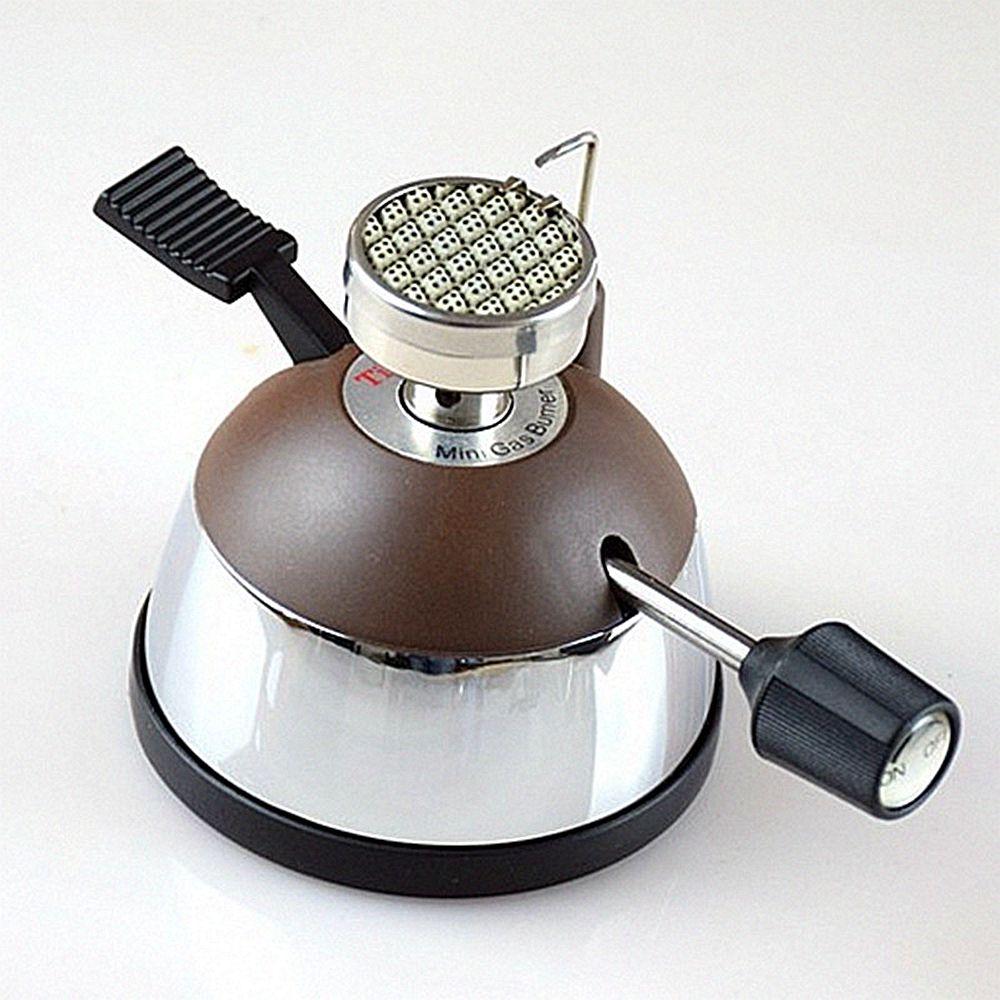 موقد غاز البوتان المحمول ، سطح الطاولة ، لماكينة صنع القهوة ، السيفون ، موقد الشاي
