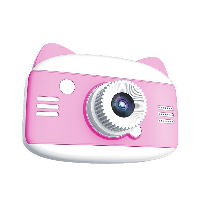 Children Digital Camera 3.5 inch 1080P 12MP Camera for Kids Photo Video Cartoon Cute Children Camera With Game Kids Best Gift