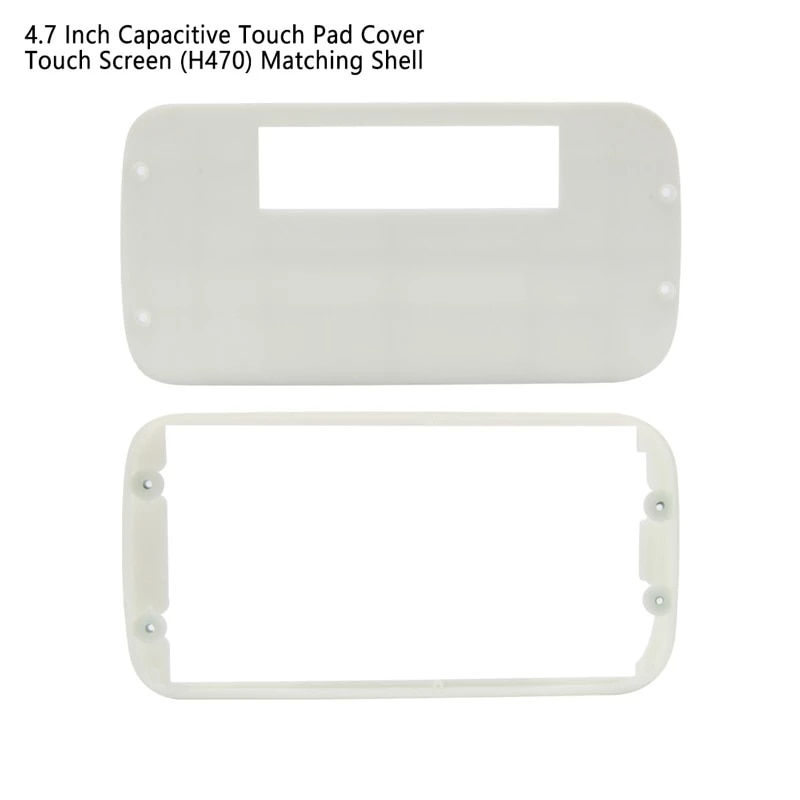 LILYGO T5-4.7 inch E-paper ESP32 V3 version Capacitive Touch Cover 16MB FLASH 8MB PSRAM WIFI/Bluetooth for arduino enlarge